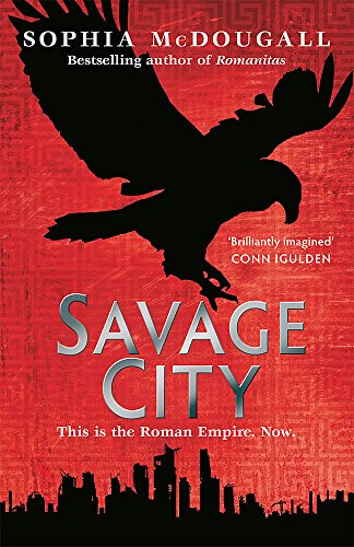 Savage City (Bk. 3)