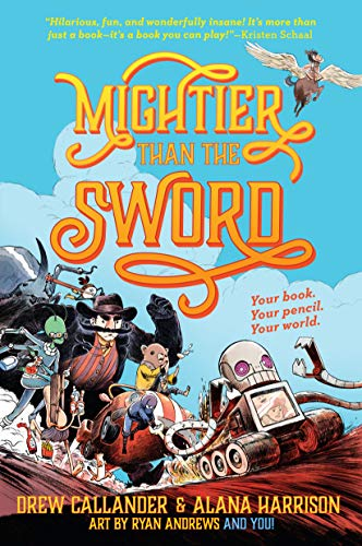 Mightier Than the Sword (Bk. 1)