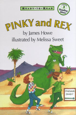 Pinky And Rex (Ready-to-Read, Level 3)