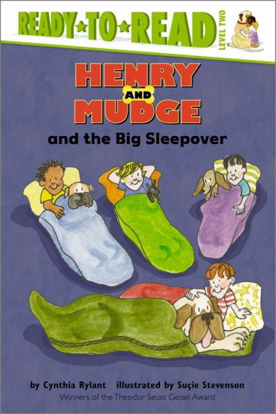 Henry and Mudge and the Big Sleepover (Ready-to-Read, Level 2)
