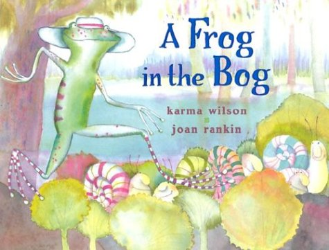 A Frog in the Bog (Hardcover)