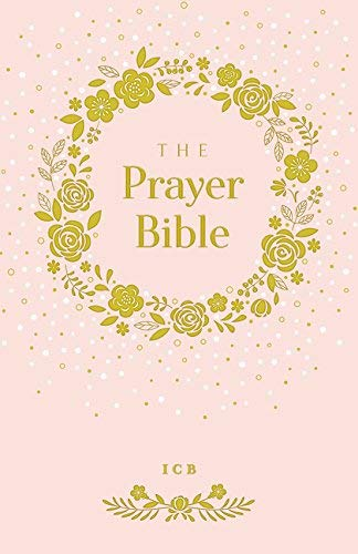 ICB Prayer Bible for Children (Pink)