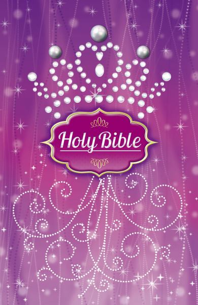 ICB Princess Bible (Purple Pearl)
