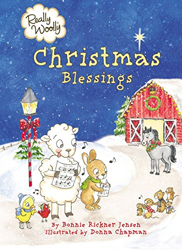 Christmas Blessings (Really Woolly)
