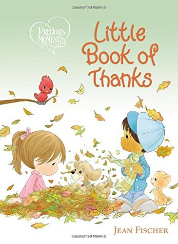 Little Book of Thanks (Precious Moments)