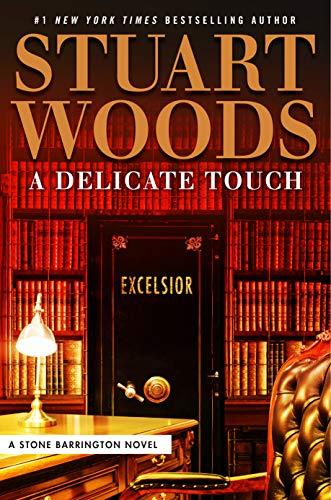A Delicate Touch (A Stone Barrington Novel) (Hardcover)