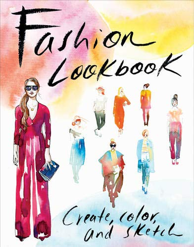 Fashion Lookbook Activity Journal