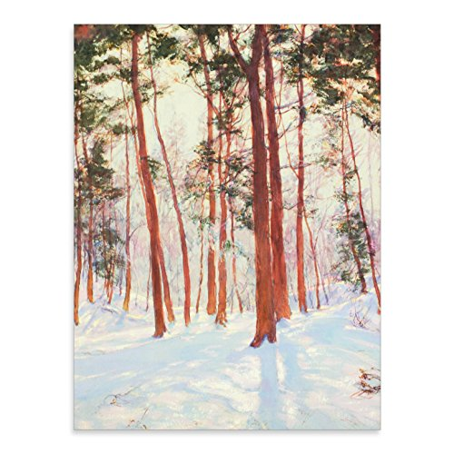 In the Grove Holiday Full Notecards