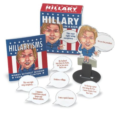 Hillary in a Box