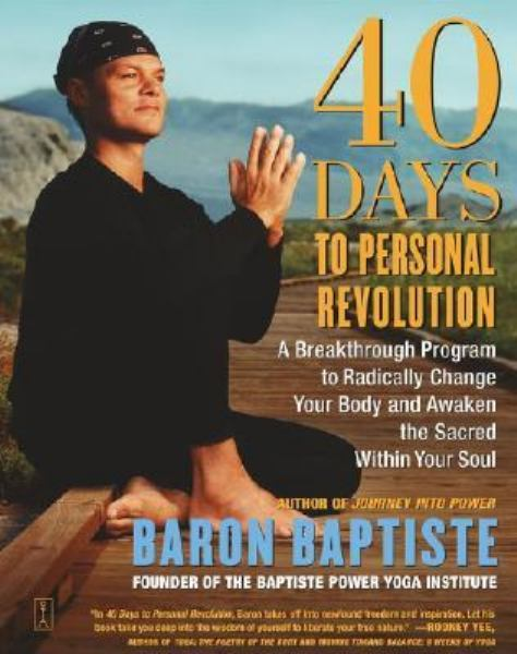 40 Days to Personal Revolution (Softcover)