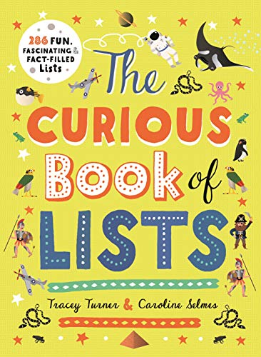 The Curious Book of Lists: 263 Fun, Fascinating, and Fact-Filled Lists