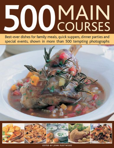 500 Main Courses