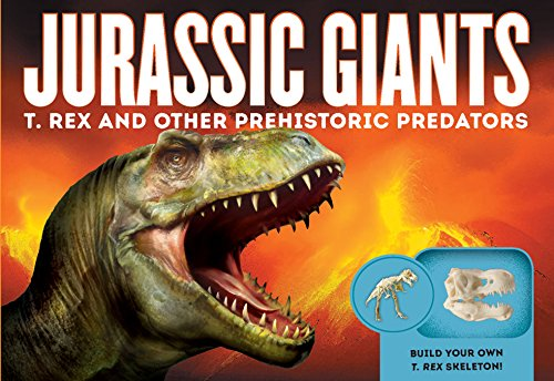 Jurassic Giants: T. rex and Other Prehistoric Predators