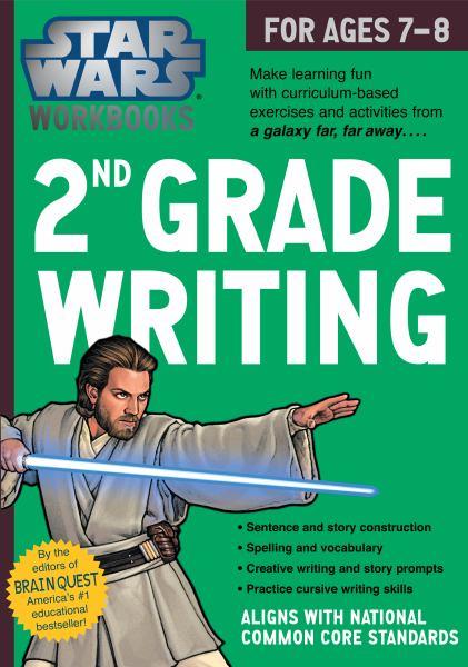2nd Grade Writing (Star Wars Workbook) (Softcover)