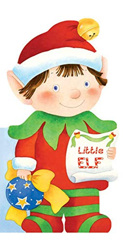 Little Elf (Mini People Shape Books)