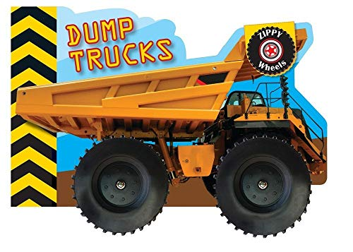 Dump Trucks (Zippy Wheels Series)