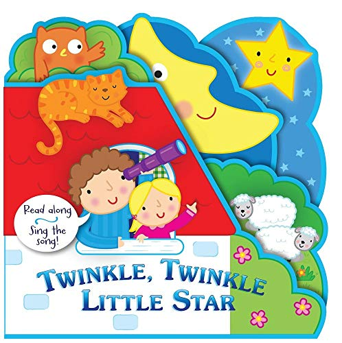 Twinkle, Twinkle Little Star: Read Along, Sing the Song! (Carousel Books)