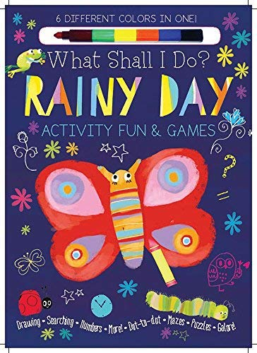 Rainy Day: Activity Fun & Games