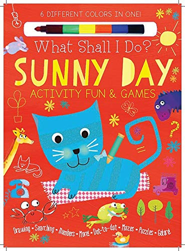 Sunny Day: Activity Fun & Games