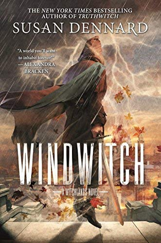 Windwitch (The Witchlands, Volume 2)
