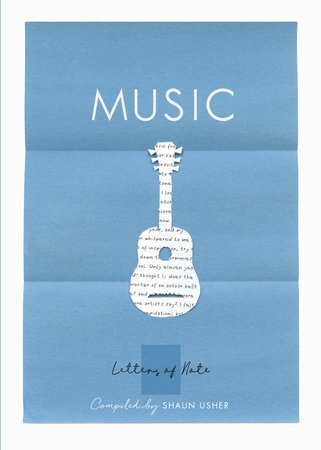 Letters of Note: Music