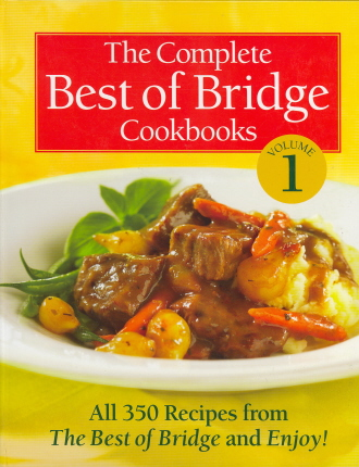 The Complete Best of Bridge Cookbooks (Vol.1)