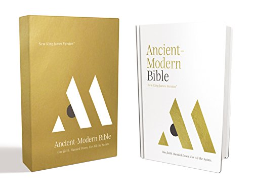 NKJV Ancient-Modern Bible (5542 - Hardcover)