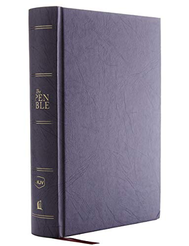 NKJV Comfort Print, The Open Bible Complete Reference System (#5452 Hardcover)