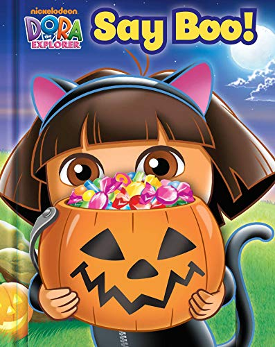 Say Boo! (Dora the Explorer)