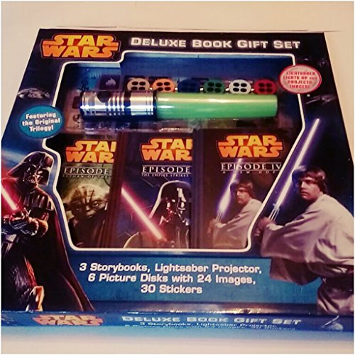 Star Wars Deluxe Book Gift Set