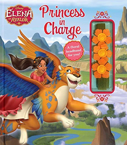 Princess in Charge (Elena of Avalor)