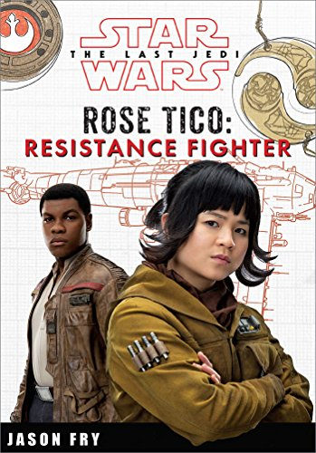 Rose Tico: Resistance Fighter Replica Journal (Star Wars: The Last Jedi)