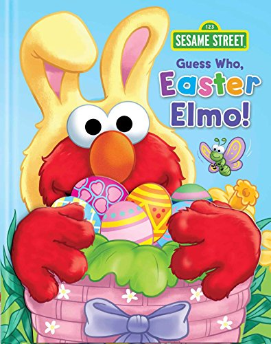 Guess Who, Easter Elmo! (Sesame Street)