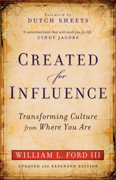 Created for Influence (Updated and Expanded Edition)