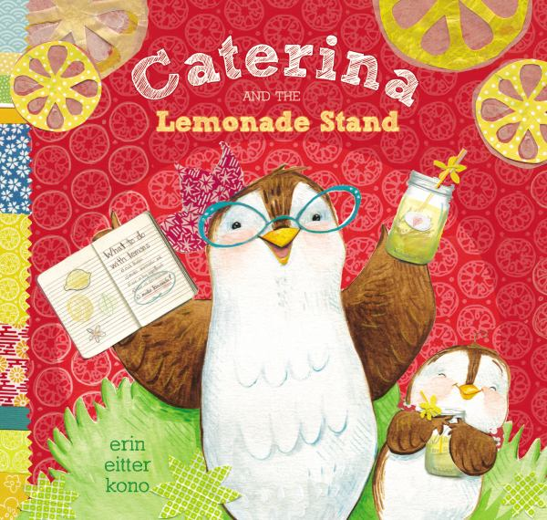 Caterina and the Lemonade Stand