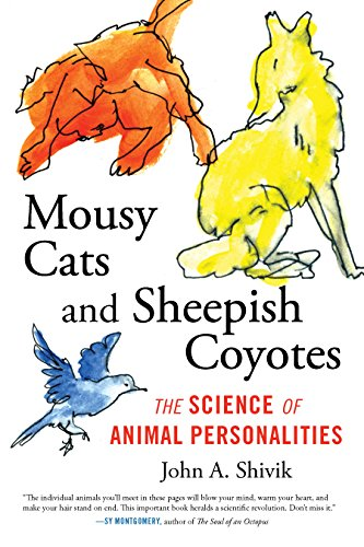 Mousy Cats and Sheepish Coyotes: The Science of Animal Personalities