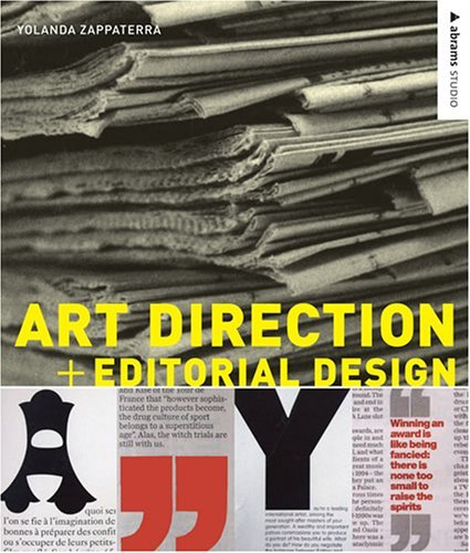 Art Direction + Editorial Design (Softcover)