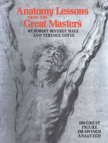 Anatomy Lessons from the Great Masters (Paperback)