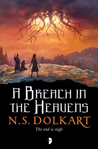 A Breach in the Heavens (Godserfs, Bk. 3)