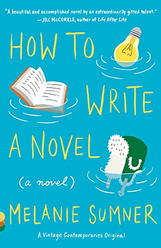 How to Write a Novel (Vintage Contemporaries)