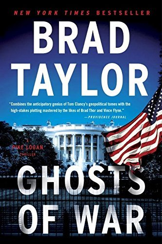 Ghosts of War (A Pike Logan Thriller, Bk. 10)