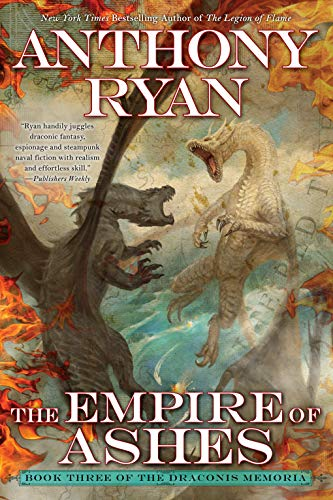 The Empire of Ashes (The Draconis Memoria, Bk. 3)