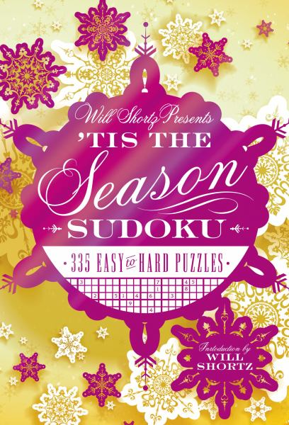 Will Shortz Presents 'Tis the Season Sudoku