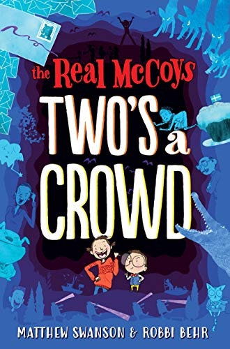 Two's a Crowd (The Real McCoys, Bk. 2)