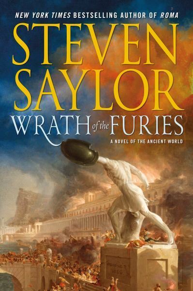Wrath of the Furies (Novels of Ancient Rome, Bk. 15)