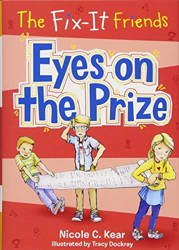 Eyes on the Prize (The Fix-It Friends, Bk. 5)