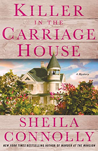 Killer in the Carriage House (Victorian Village Mysteries, Bk. 2)