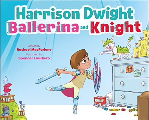 Harrison Dwight, Ballerina and Knight (Eleanor Wyatt and Harrison Dwight)