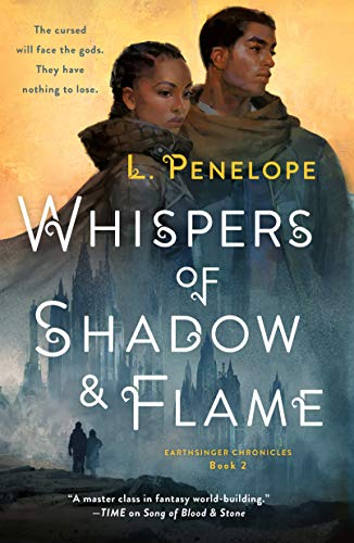 Whispers of Shadow & Flame (Earthsinger Chronicles, Bk. 2)