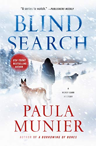 Blind Search (Mercy and Elvis Mysteries, Bk. 2)